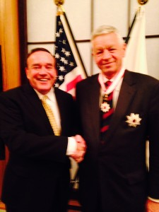 Bill Broydrick & Former Congressman Petri